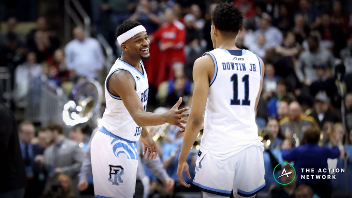 CBB Sharp Report: Pros Betting Davidson-Rhode Island, 2 Other Friday Games article feature image