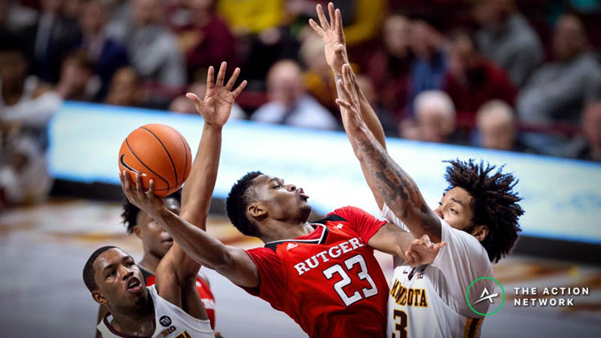 Sunday's College Basketball Betting Preview: Minnesota-Rutgers; Canisius-Iona article feature image