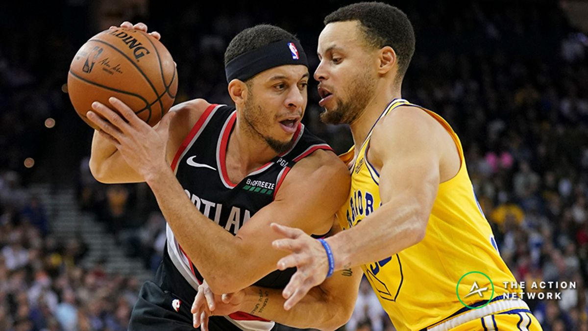 Rovell: Steph vs. Seth Curry 3-Point Contest Bet Easily Worth Six-Figures article feature image