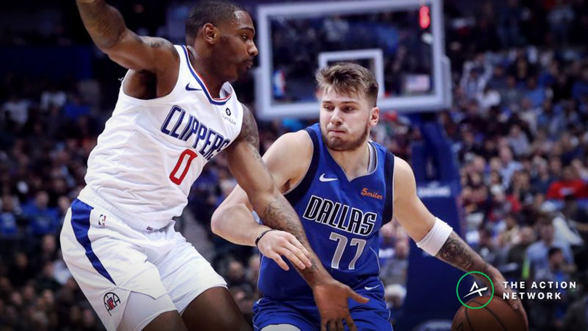NBA Sharp Report: Pros, Joes Agree on Monday's Over/Unders article feature image