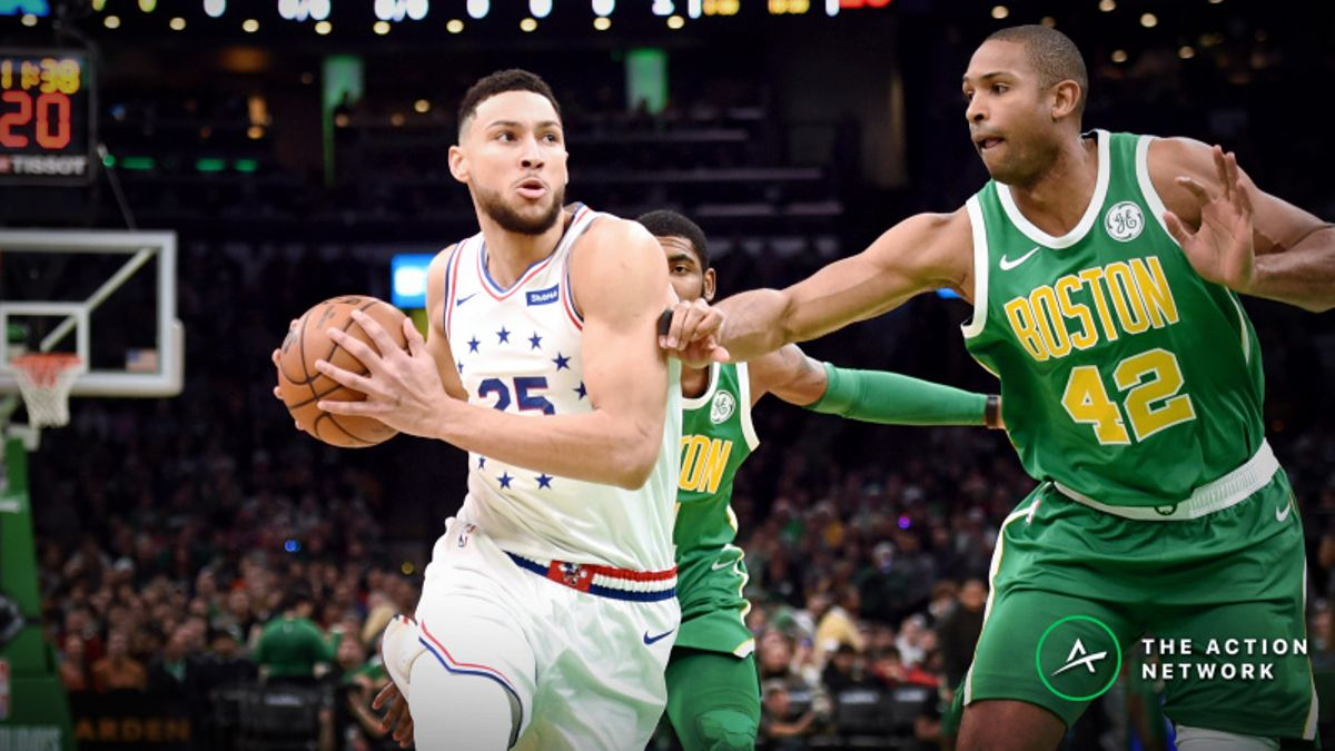 NBA Sharp Report: Pros Betting Lakers-Hawks, Celtics-76ers Tuesday Night article feature image