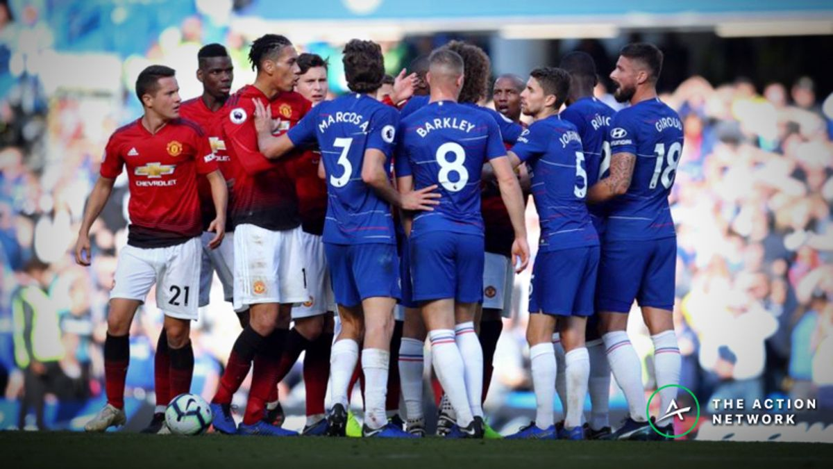 FA Cup Fifth Round Preview: Odds Moving Toward Chelsea Against Manchester United article feature image