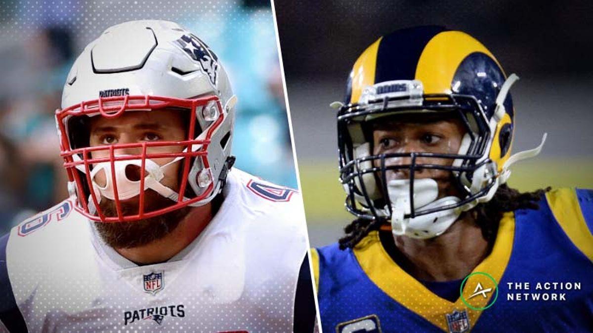 53 Prop Bets for Super Bowl 53: Best Patriots-Rams Player Props, Longshots, More article feature image