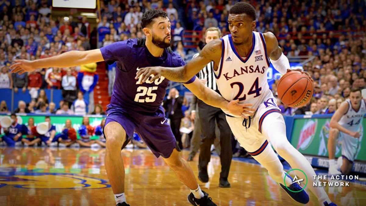 Kansas-TCU Betting Preview: Will the Horned Frogs Enact Revenge in Their Rematch? article feature image