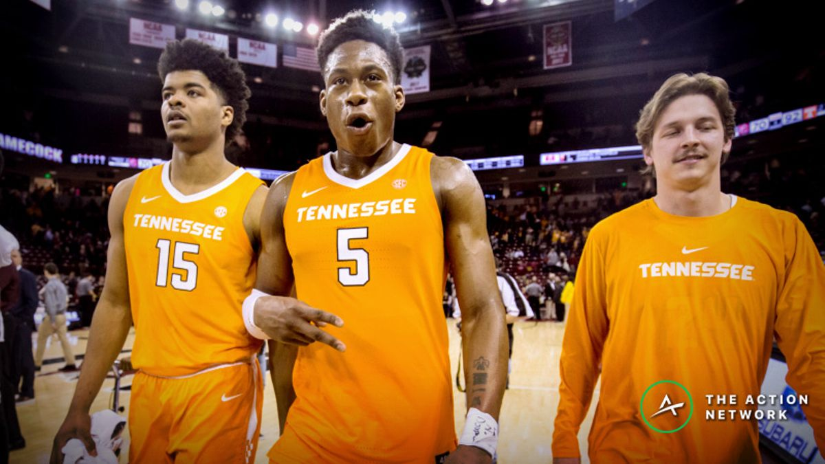 College Basketball National Title Contenders: Time to Reinvest in Tennessee article feature image
