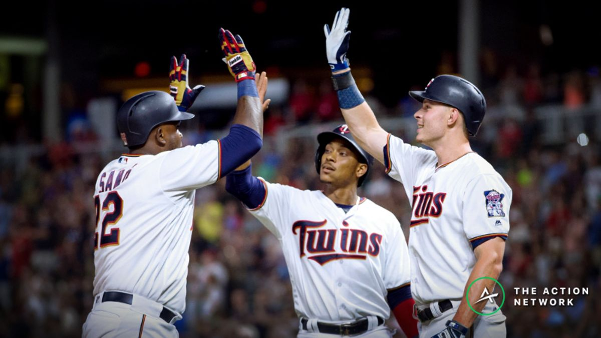 Minnesota Twins 2019 Betting Odds, Preview: Powerful Twinkies To Make Push for AL Central Crown article feature image