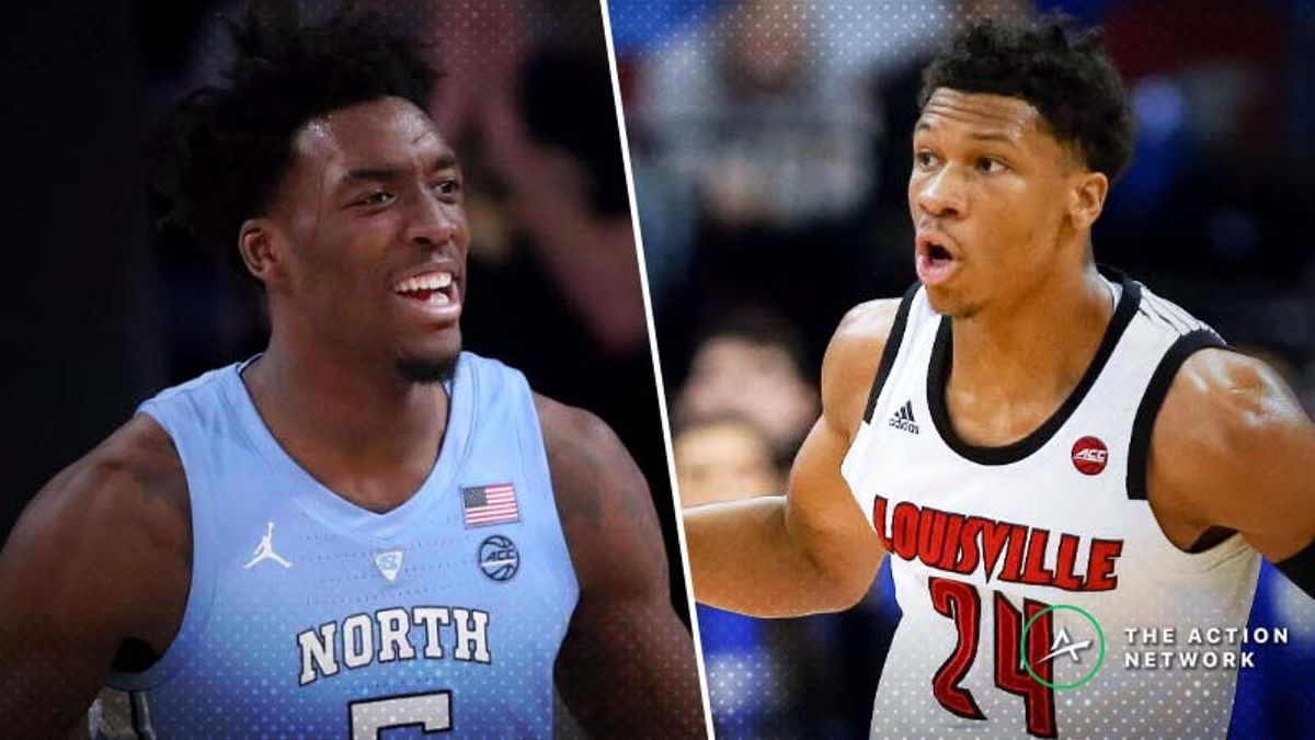 UNC-Louisville Betting Guide: Will Shooting Regression Come For Either Team? article feature image
