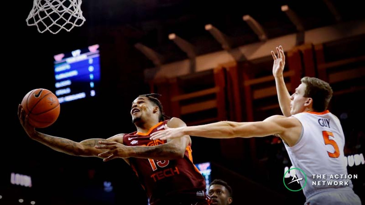 College Basketball National Championship Contenders: Can You Still Buy Virginia Tech? article feature image