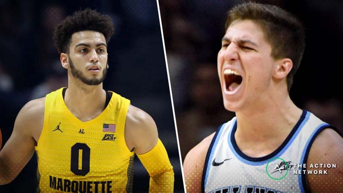 Villanova-Marquette Betting Guide: Will Wildcats Meet Their 3-Point Match? article feature image