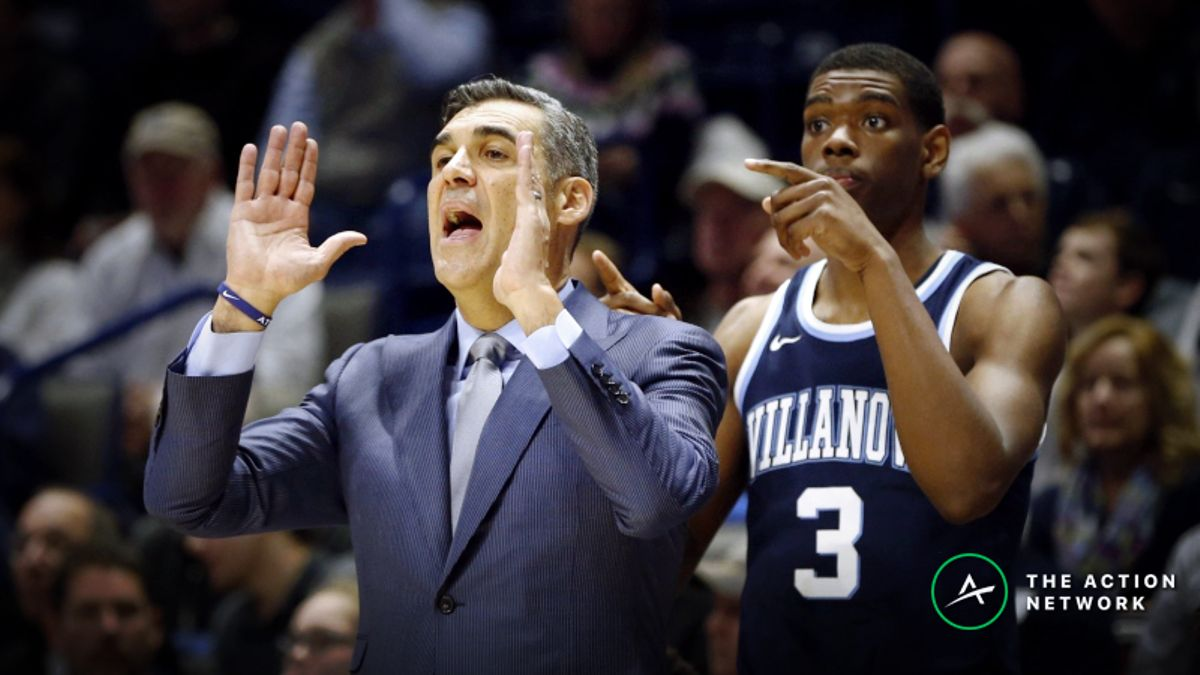 CBB Sharp Report: Pros Betting Marquette-Villanova, 2 Other Wednesday Games article feature image