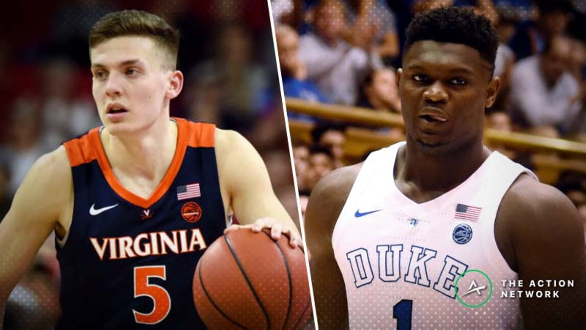 Duke-Virginia Betting Guide: Blue Devils Have Some Advantages in Rematch article feature image