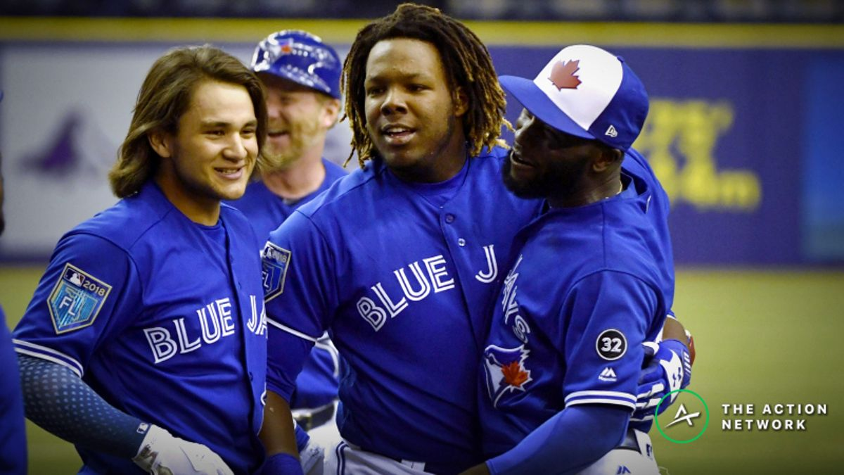 Toronto Blue Jays 2019 Betting Odds, Preview: The Future is Now (Sort Of) article feature image