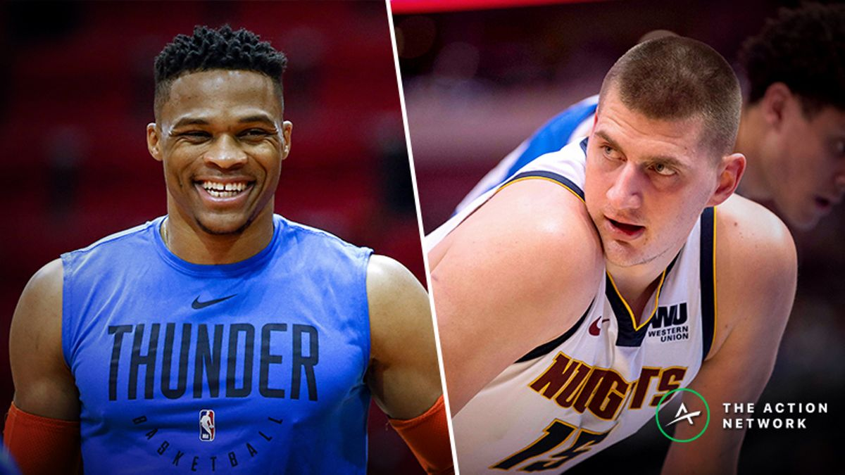 The Angles: Who Has the Edge in Thunder-Nuggets, a Battle of Titans? article feature image