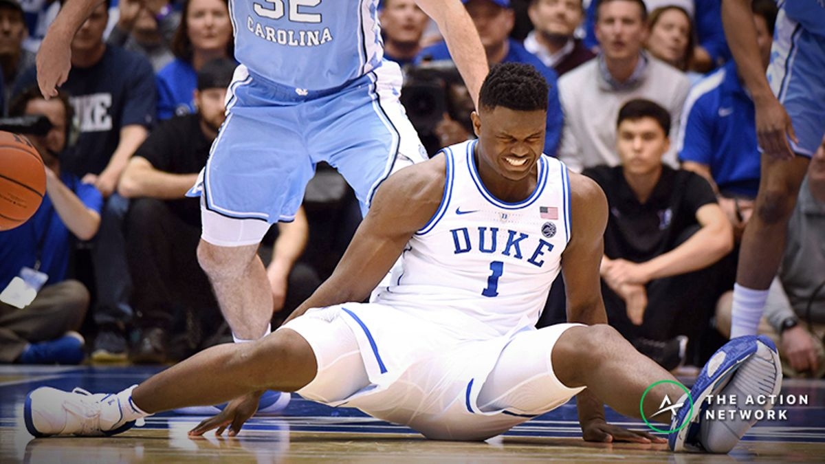 Rovell: Zion Williamson Doesn't Have Enough Insurance and Neither Do Others article feature image