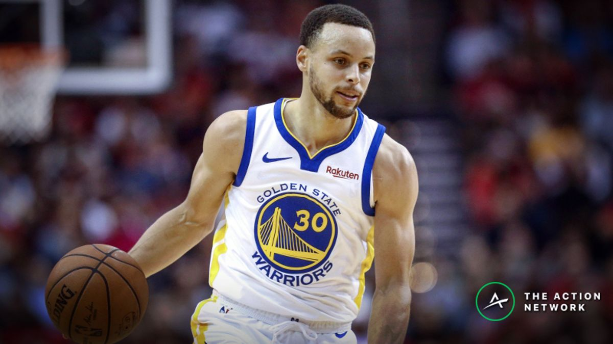 Moore: Steph Curry Remains the Warriors' Most Important Player, and the Rockets Know It article feature image