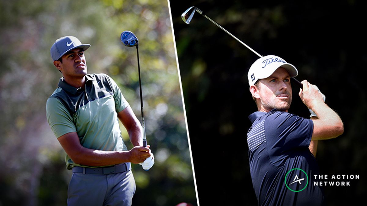 Early 2019 Masters Betting, DFS Values: Tony Finau, Webb Simpson, More article feature image