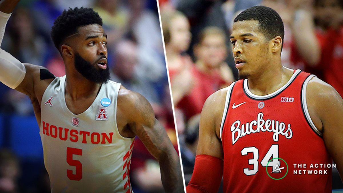 Houston vs. Ohio State Betting Guide: Can Buckeyes Pull Off Another NCAA Tournament Upset? article feature image
