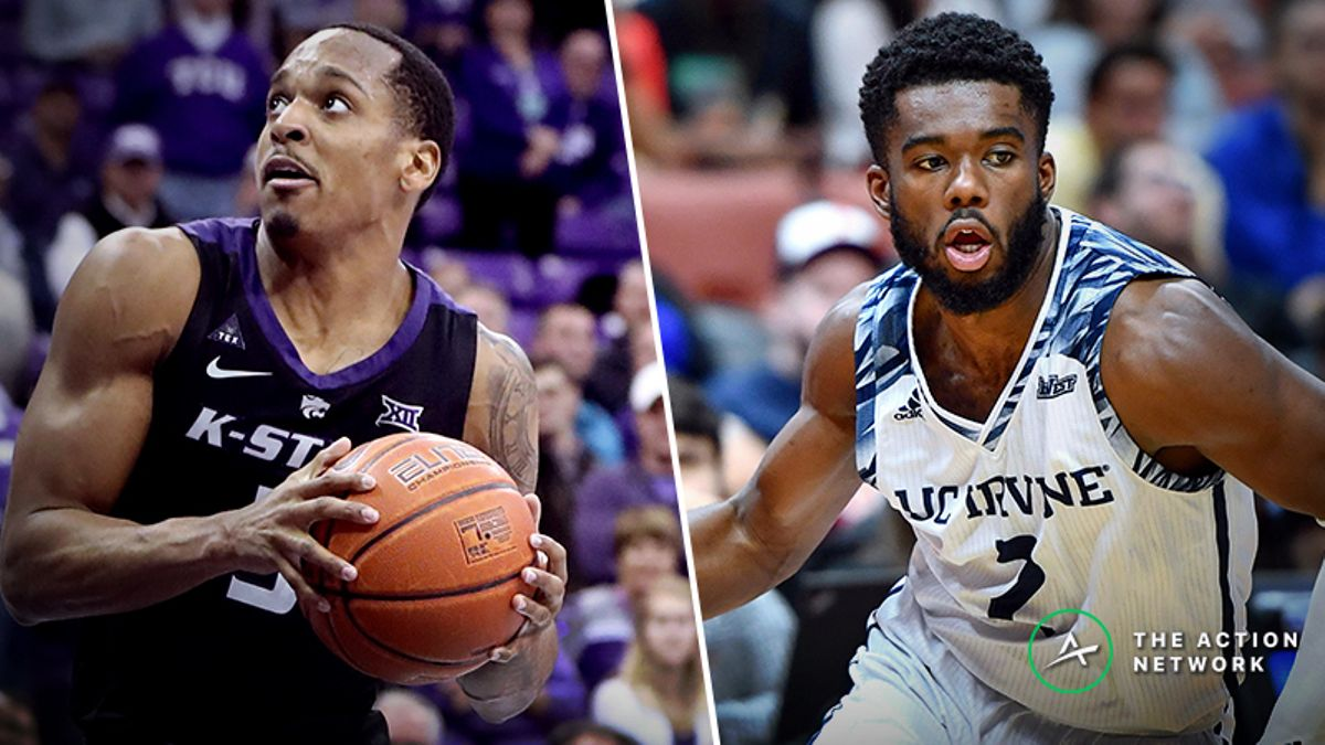 Kansas State vs. UC Irvine Betting Guide: An NCAA Tournament Snail Race article feature image