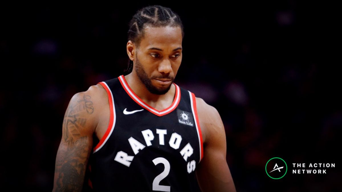 Magic-Raptors Game 1 Betting Preview: Expect Toronto to Start Hot article feature image