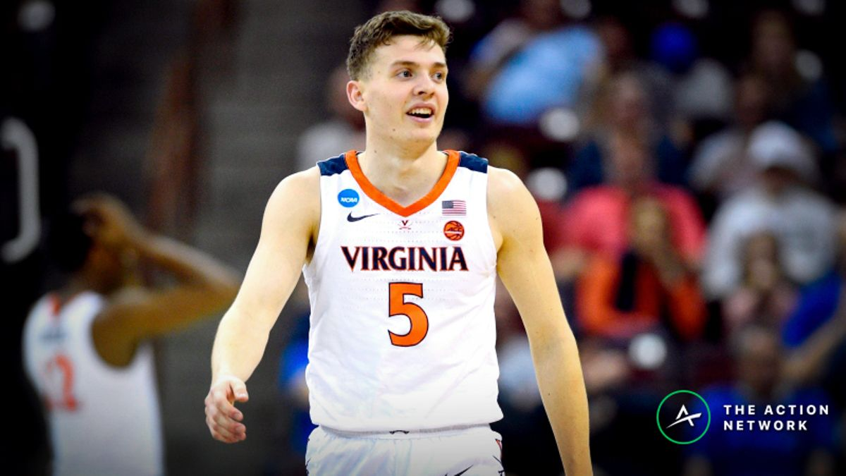 College Basketball 2019 National Title Odds Tracker: Virginia Is Favored To Win It All In National Championship article feature image
