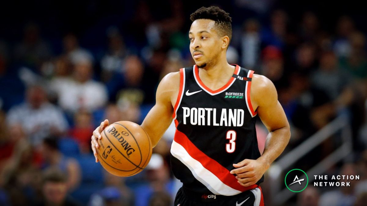 Monday's Projected NBA Starting Lineups and Injury News article feature image