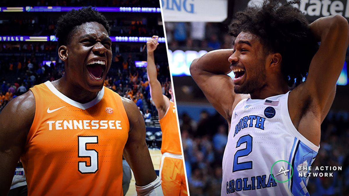 2019 NCAA Tournament Instant Betting, Bracket Picks for Every First-Round Game article feature image