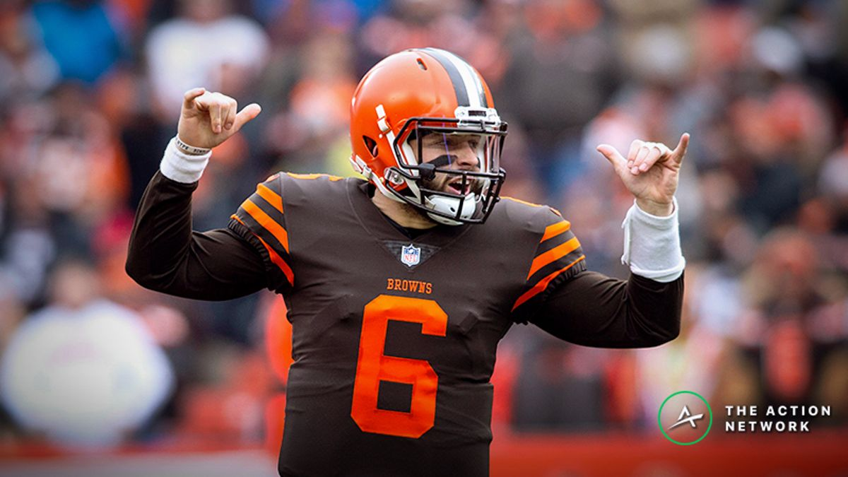 NFL Division Odds: Browns Favored to Win AFC North, More article feature image