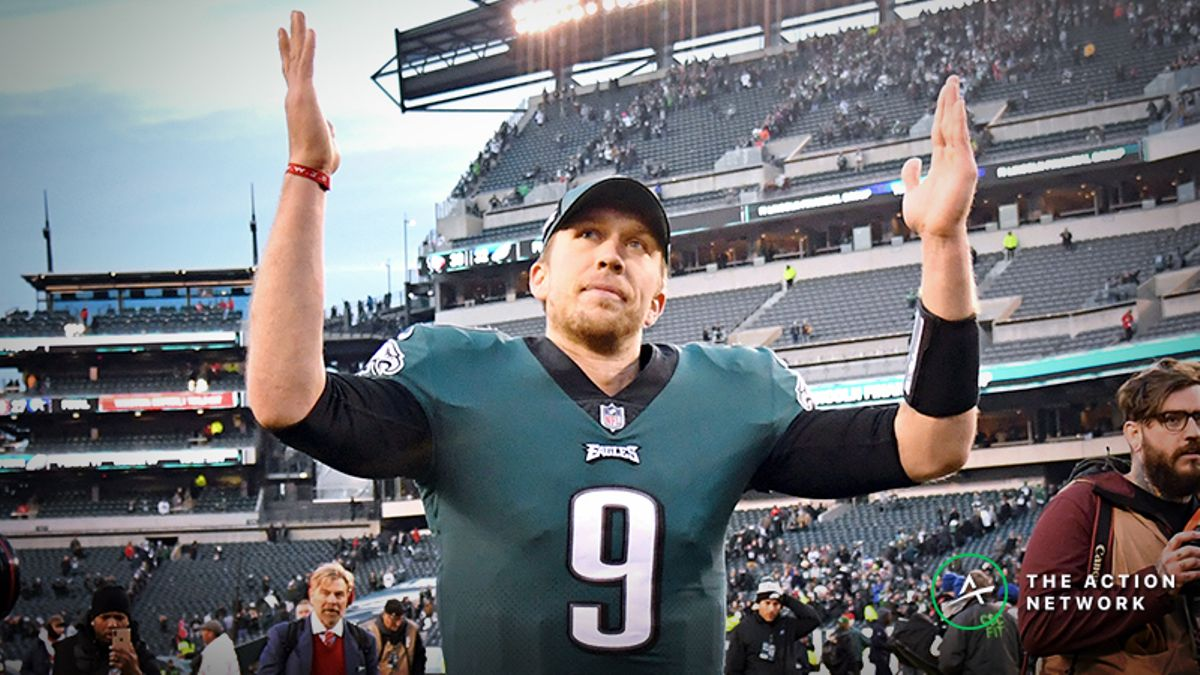 Nick Foles' Fantasy Football Outlook with the Jacksonville Jaguars article feature image