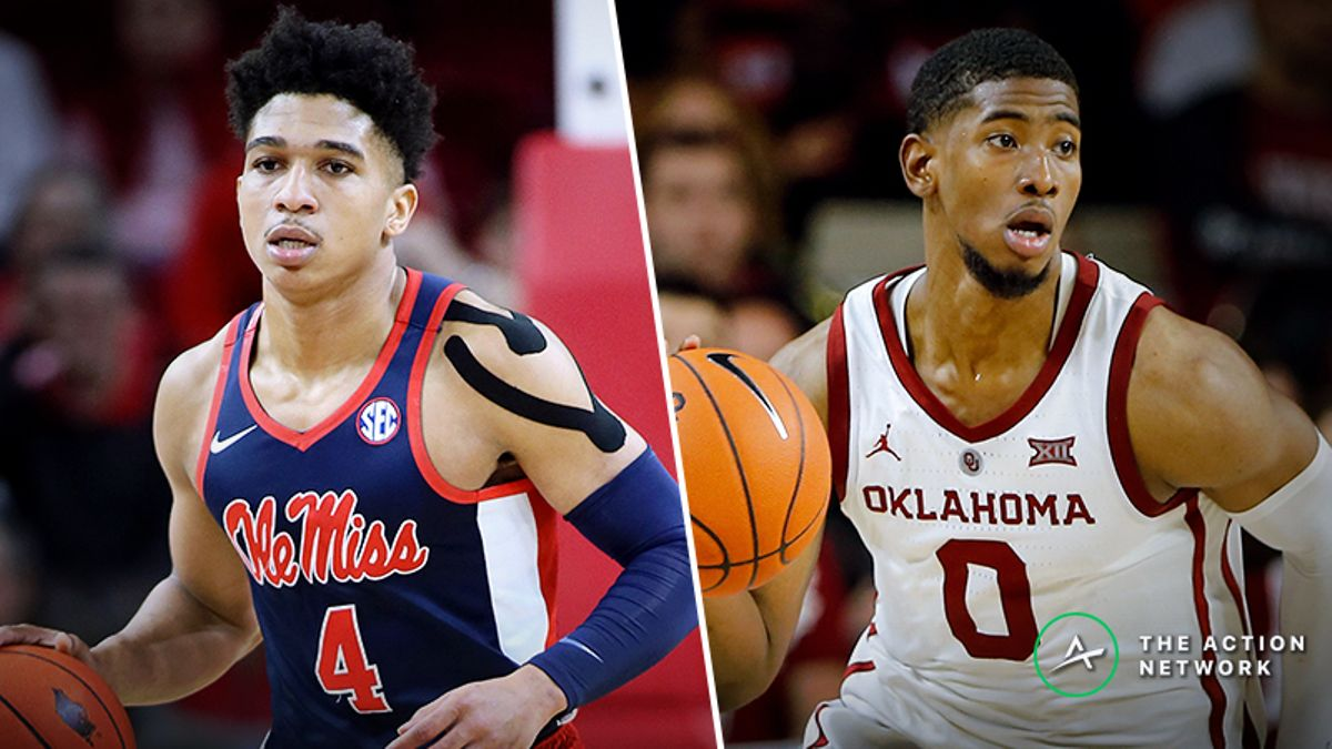 Ole Miss vs. Oklahoma Betting Guide: Which Covering Machine Has Edge in NCAA Tournament? article feature image