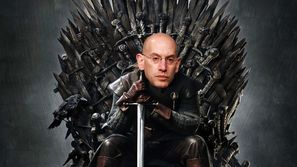 Wob: 2019 NBA Season 'Game of Thrones' Character Remix article feature image