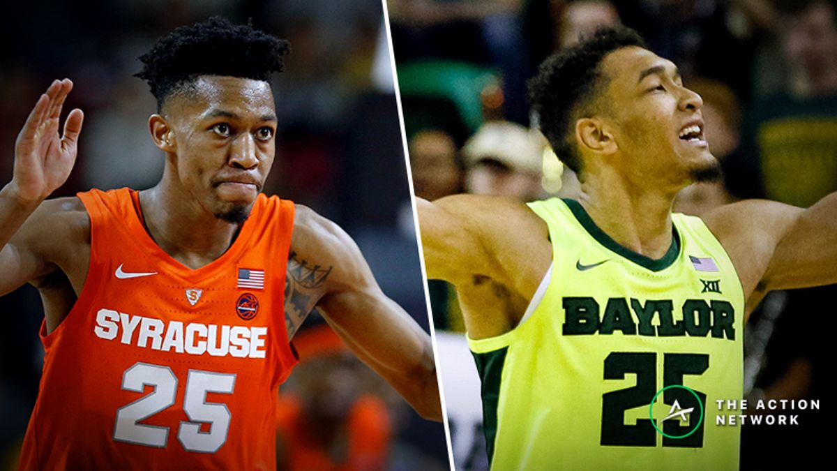 Syracuse vs. Baylor Betting Guide: Which Zone Defense Will Prevail in NCAA Tournament? article feature image
