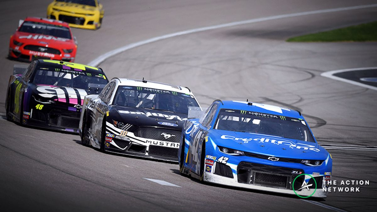 NASCAR Auto Club Picks: 4 Prop Bets for Sunday's Auto Club 400 article feature image