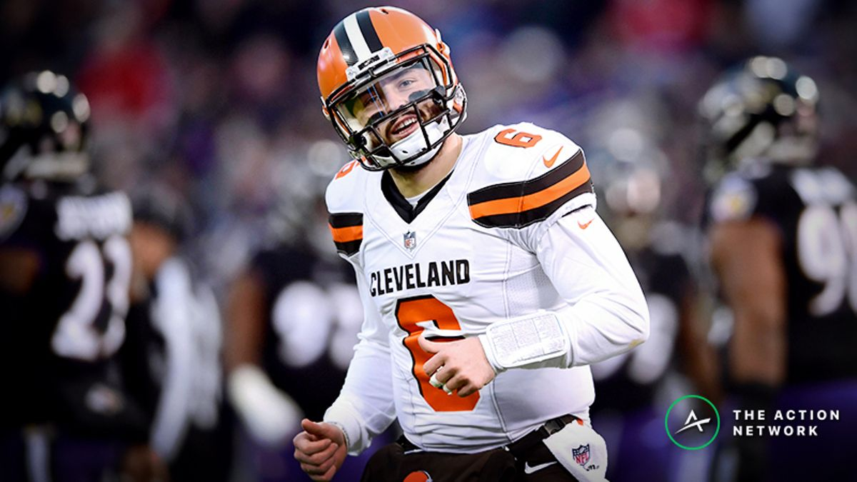 Freedman: 4 Browns Bets I'm Making Now for the 2019 NFL Season article feature image