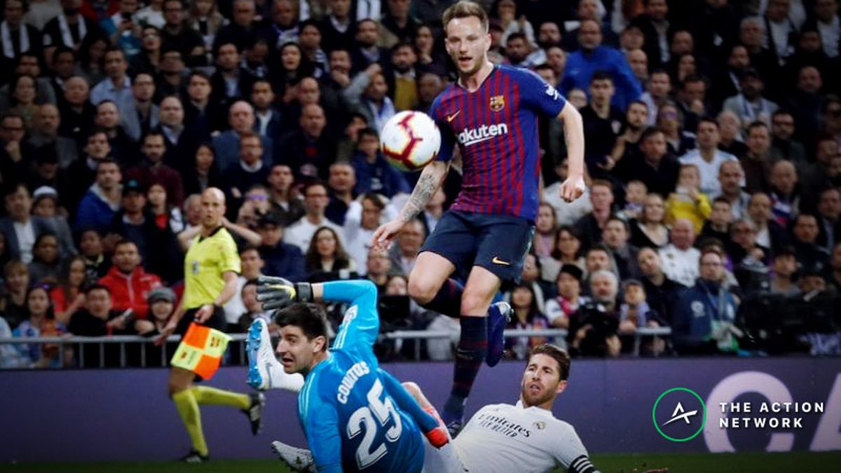 European Soccer Odds and Previews, March 8-11: Where's the Sharp Money Going? article feature image