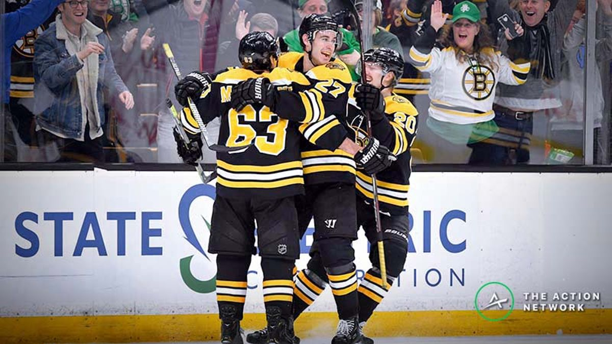 Bruins-Lightning Betting Preview: The NHL's Two Best Teams Meet in Tampa article feature image