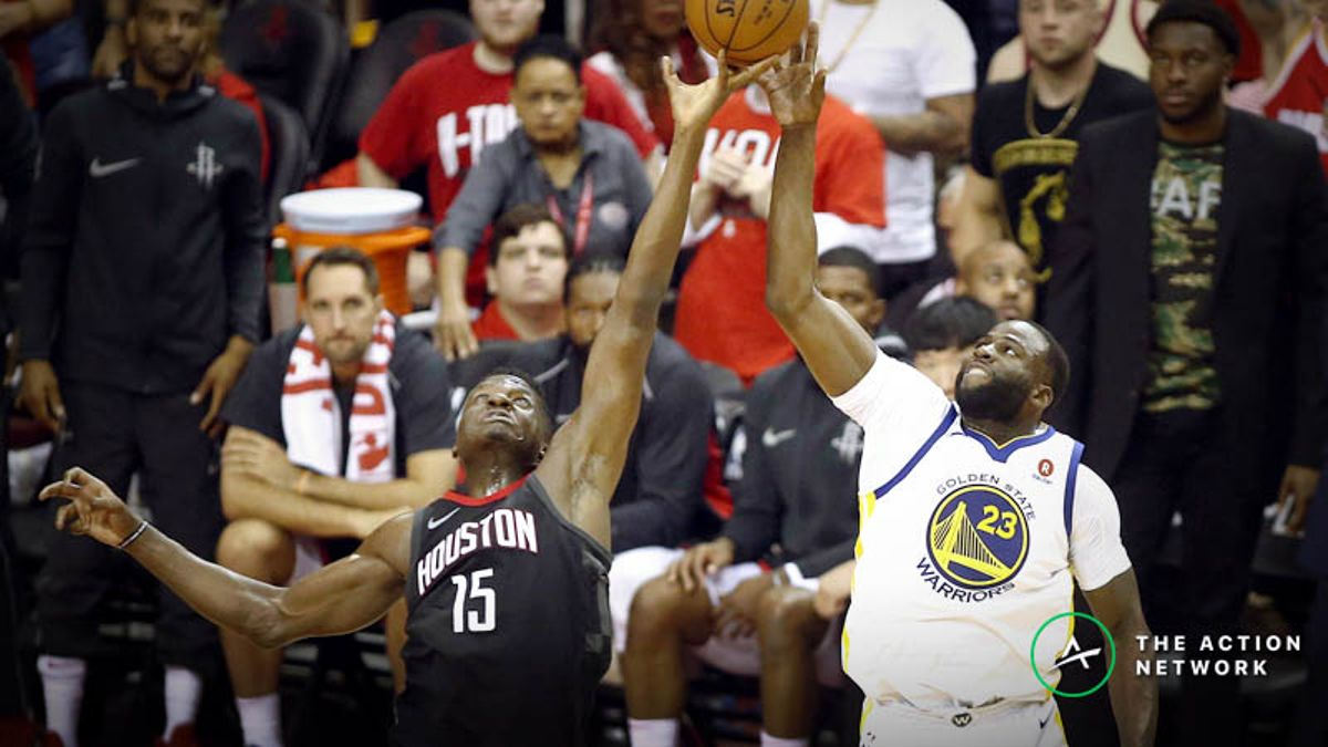 Raybon's Favorite NBA Props for Wednesday: Will Clint Capela Grab 12 Rebounds? article feature image