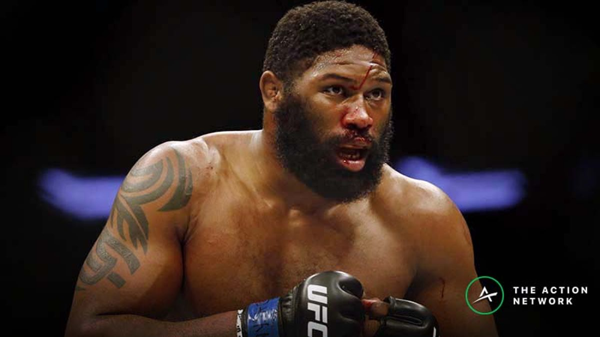 UFC Fight Night 148 Betting Preview: Curtis Blaydes and Justin Willis Clash in Nashville article feature image