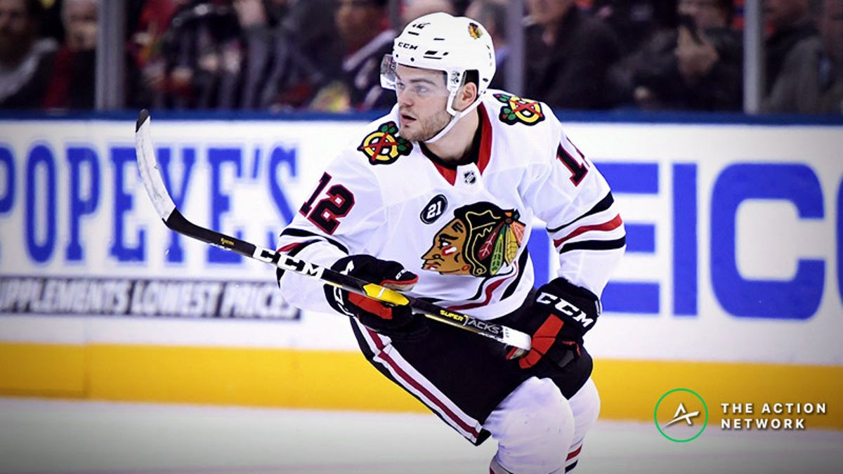 Locky's First Period NHL Model, 3/16: The Blackhawks? Really? article feature image