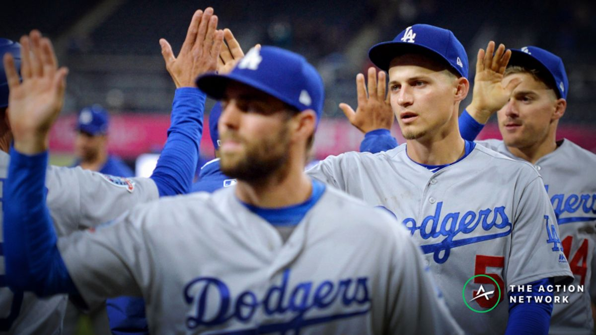 Los Angeles Dodgers 2019 Betting Odds, Preview: The Pedigree of the West article feature image