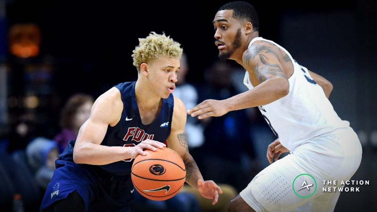 Fairleigh Dickinson-Prairie View A&M Betting Guide: Free Throws Decide NCAA Tournament Play-In Game article feature image