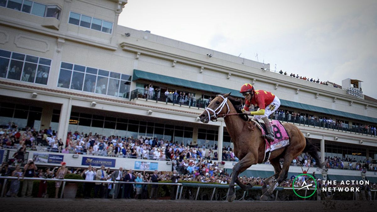 2019 Florida Derby Odds and Preview: Can Anybody Beat Hidden Scroll? article feature image