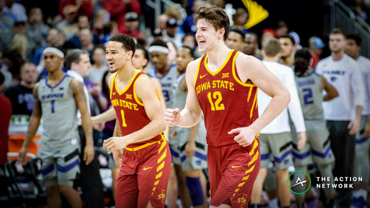 CBB Sharp Report: How the Pros are Betting Tennessee-Kentucky, Iowa State-Kansas article feature image