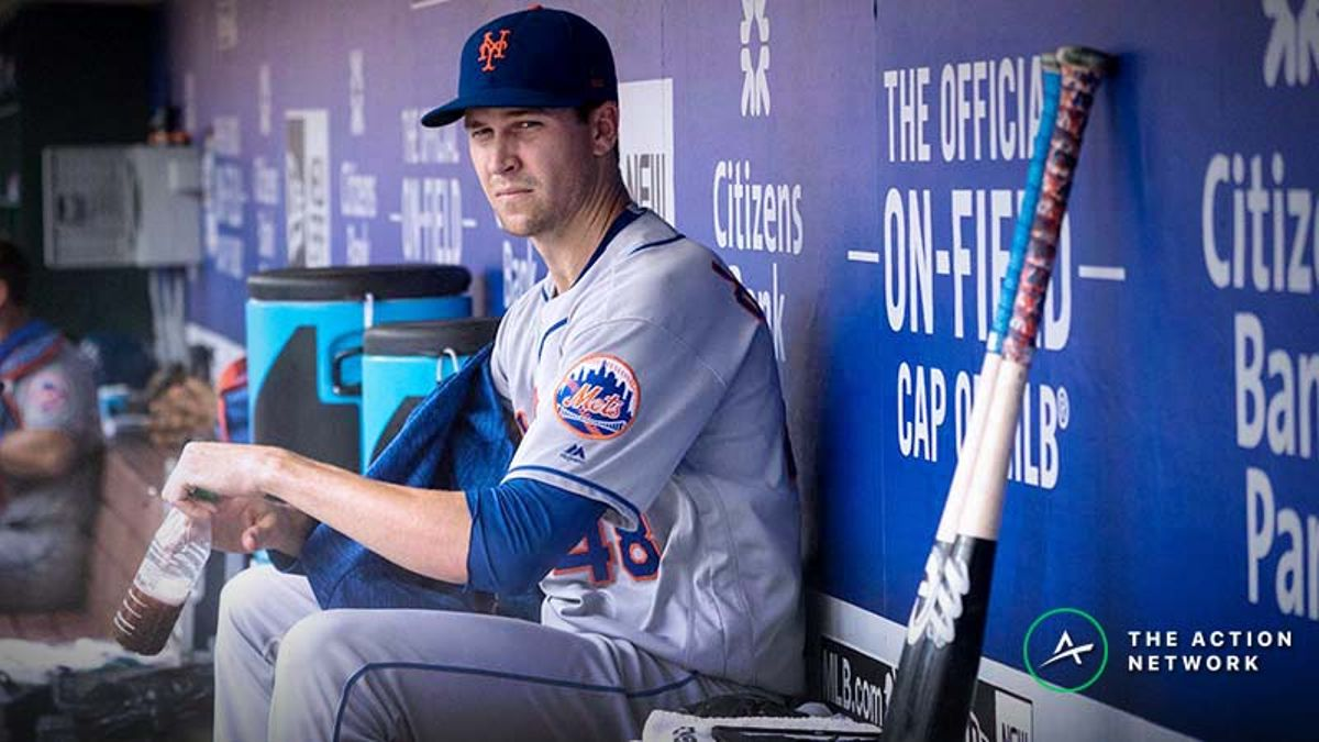 BlackJack's Opening Day Betting Guide: I've Missed You, Jacob deGrom article feature image