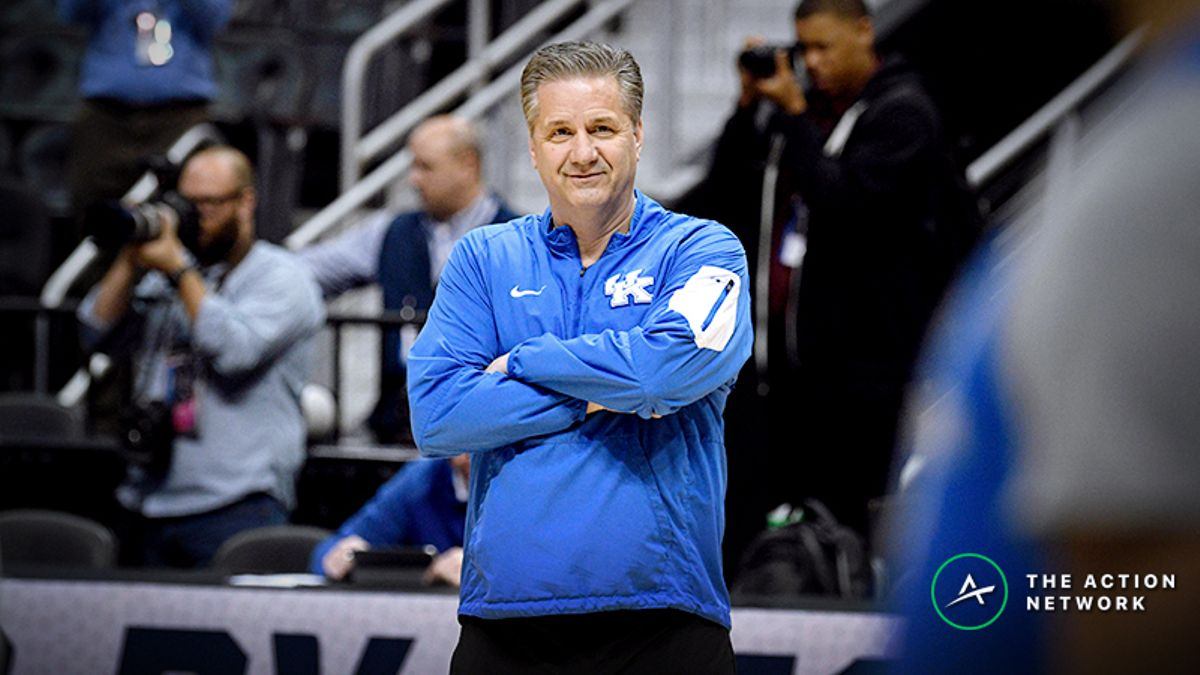 Franklin: A Kentucky Fan's Thoughts on Kentucky's NCAA Tournament Draw article feature image