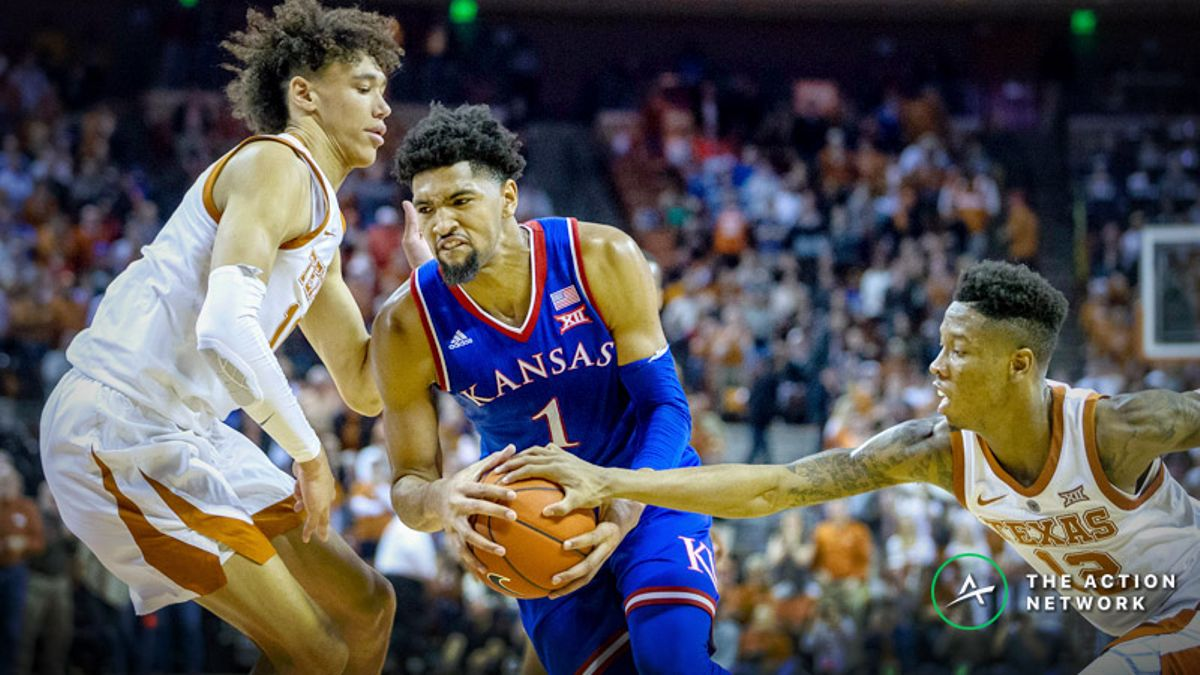 Kansas-Northeastern Betting Odds: Opening Spread, Analysis for 2019 NCAA Tournament article feature image