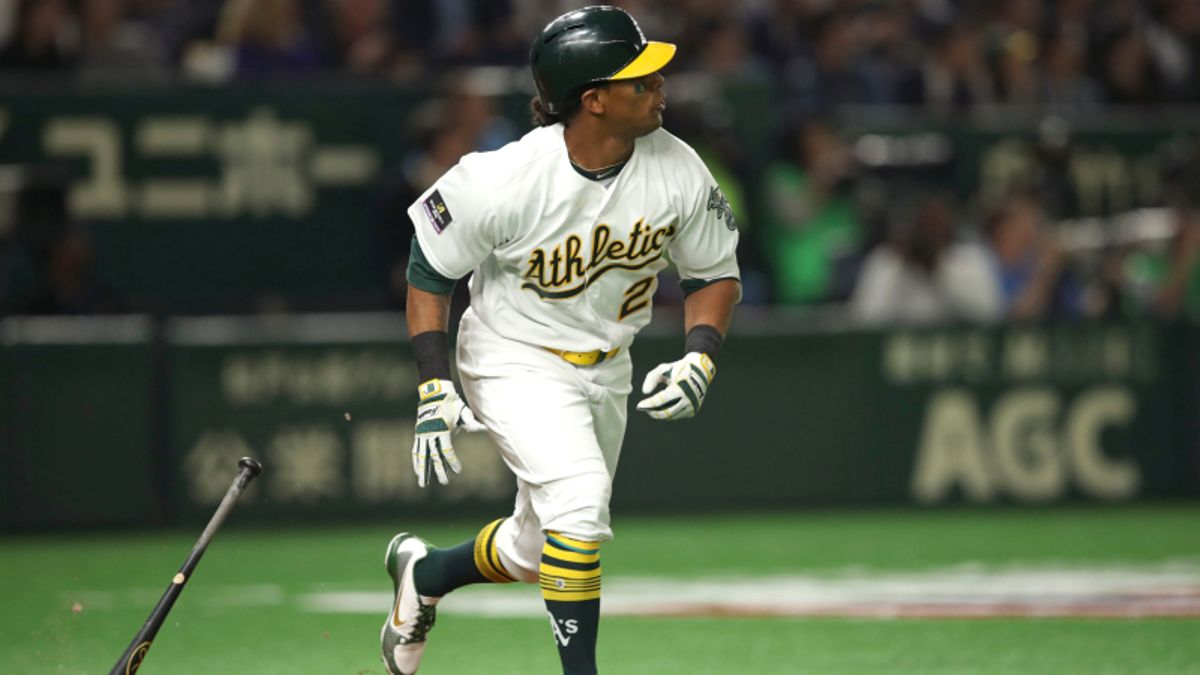 MLB Daily Betting Model, 6/14: Ride the Oakland Offense Against Southpaws? article feature image