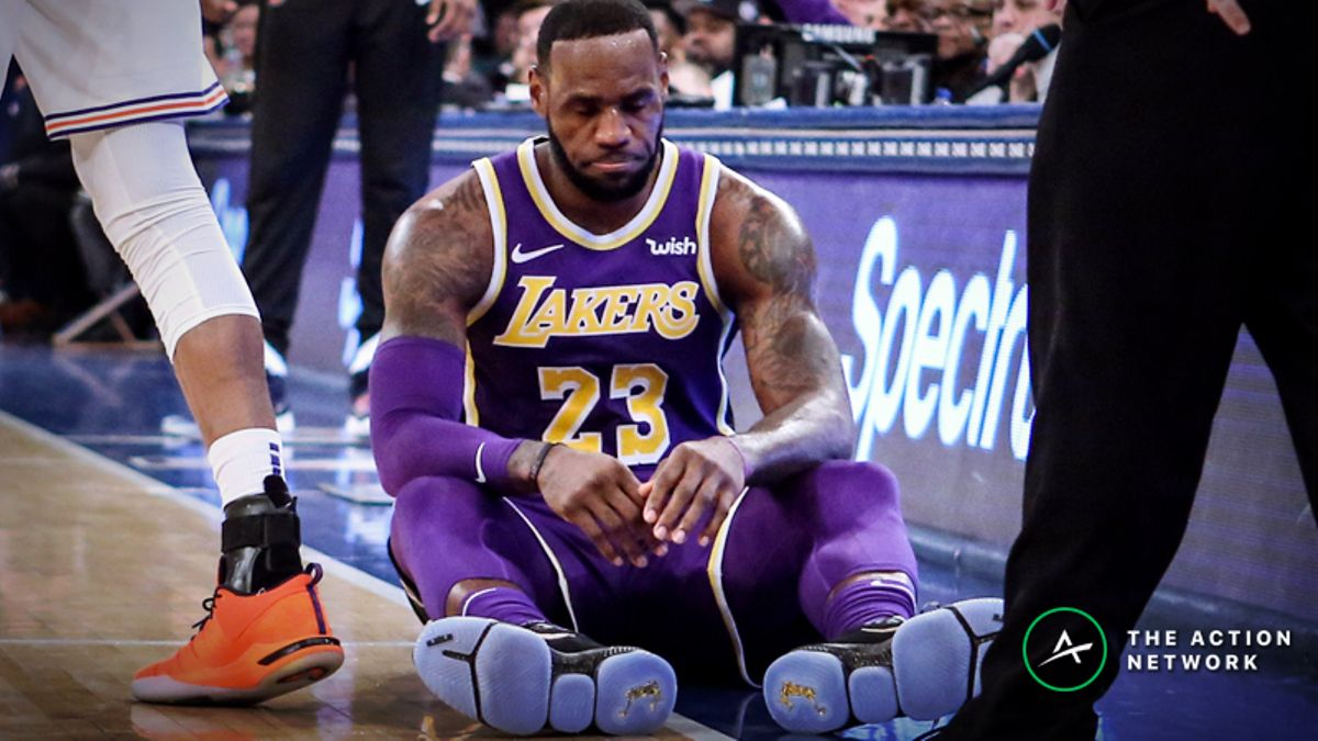 Moore: 6 Low Points That Define the Lakers' Disastrous Season article feature image