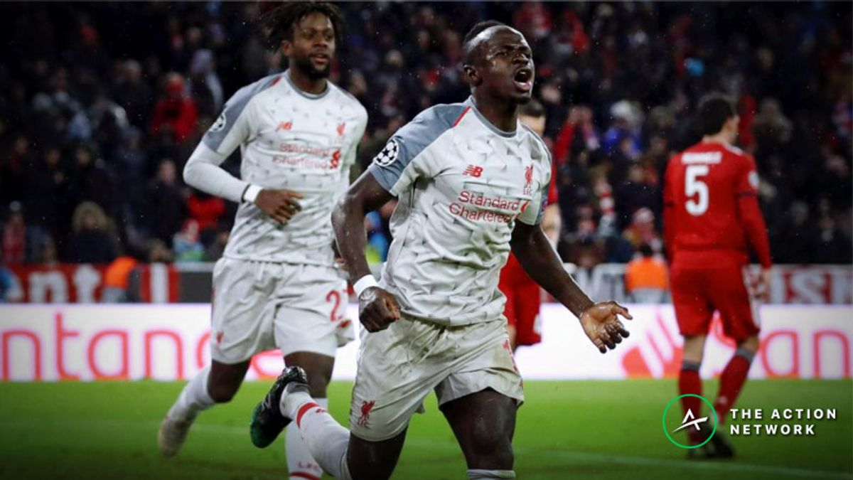 Premier League Week 31 Preview: Bettors Expect Liverpool to Roll Over Fulham article feature image