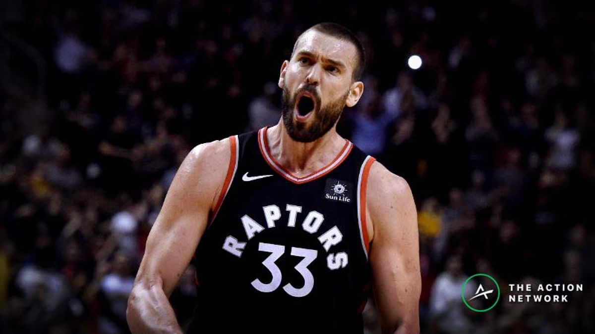 Freedman's Favorite NBA Player Prop (March 5): Will Marc Gasol Grab 9 Rebounds? article feature image