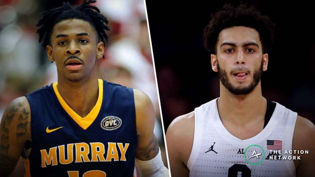 Marquette vs. Murray State Betting Guide: Will Markus Howard or Ja Morant Shine in NCAA Tournament? article feature image